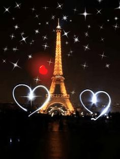 Love for Paris love france paris eiffel tower animated gif support