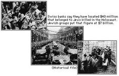 swiss bank in world war two | CNN - Switzerland proposes $4.7 billion fund for Nazi victims - Mar. 5 ...