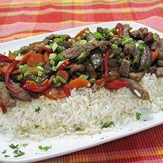 UNCLE BEN'S® Easy Rice Recipes | Beef Teriyaki Stir-Fry