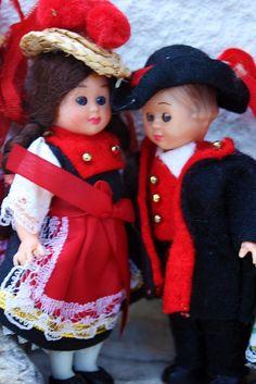 German Dolls in Love