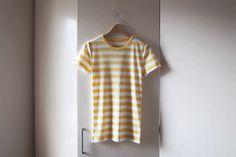 Tumblr artist Greta Larkins adds new movement to a classic Gap tee. Shop all new summer basics.
