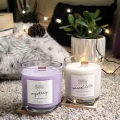 A candle scent perfect for every room in your comfy, cozy house! Candle Wax, Soy Wax Candles, Scented Candles, Caramel Latte, Jewelry Candles, Cozy House, Comfy, Room, Bedroom