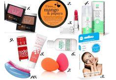 10 προϊόντα ομορφιάς που χρειάζεσαι ΤΩΡΑ! By Cosmopolitan Magazine. Beauty Tutorials, Rimmel, Dating Tips, Celebrity News, Celebrities, Women, Celebs, Dating Advice, Celebrity