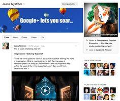 Google+ -koulutusta Jyväskylässä      Suomen ensimmäinen virallinen peruskoulutus Google+ alustasta 4.12.2012