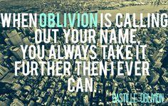 bastille band oblivion