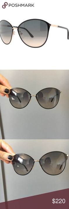 b2275af5fd Tom Ford Penelope smoke lens The perfect pair of sunglasses!! Very hard to  find in smoked lens. Perfect condition. Tom Ford Accessories Glasses