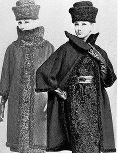 Cappotti ed abiti di Jole Veneziani Milano