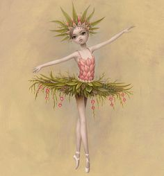 Mark Ryden x American Ballet Theatre - Whipped Cream