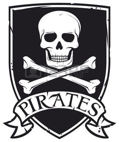 2 x Pirates Sticker Skull Jolly Roger Car Bike Kids Cool Laptop Decal Pirate Decor, Pirate Art, Pirate Skull, Pirate Life, Tattoo Pirate, Pirate Ship Tattoos, Pirate Symbols, Owl Tattoo Drawings, Pirate Images