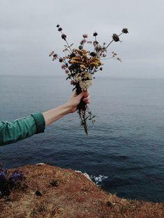 Kate Kipley at point Vicente. | Flickr: Intercambio de fotos