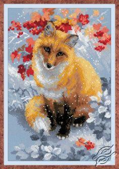 Fox - Cross Stitch Craft Kits by RIOLIS - 1510