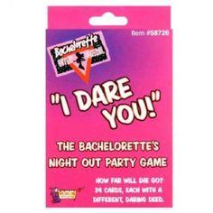 Bachelorette Card Game  : Bachelorette Party
