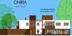 Proyecto de condominio de quince departamentos en la ciudad de Huacho con tres bloques de dos pisos con dos viviendas por nivel y un bl...