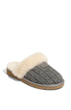 21843179eedc UGG®  Cozy  Knit Slipper (Women) available at  Nordstrom.