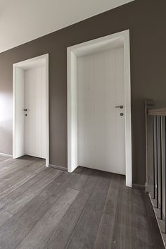 D'Hondt Interieur, deuren bovenverdieping