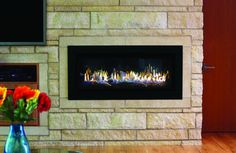Would you like to design a gas fireplace your own way? We at Flame & comfort have built a new concept - The CML-58 Glass Log linear fireplace which easy to customize to your taste. Whatever combination you choose, all of them create amazing effects within the firebox. For more information, visit http://www.flameandcomfort.com/ or contact us @ (204) 943-5263.