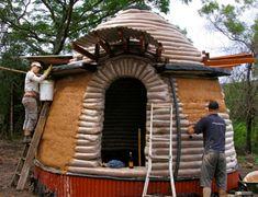 Earthbag Building Milkwood