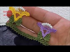 Knitting Socks, Free Knitting, Knitting Patterns, Crochet Patterns, Crochet Borders, Filet Crochet, Crochet Flowers, Crochet Lace, Knit Shoes