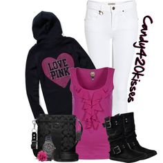 Untitled #611, created by candy420kisses on Polyvore