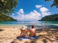 Perfect spot for a romantic getaway. Matangi Private Island Resort, Fiji  www.islandescapes.com.au