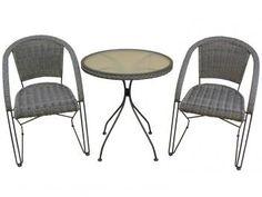 Conjunto de Mesa com 2 Cadeiras Lisboa - Mor