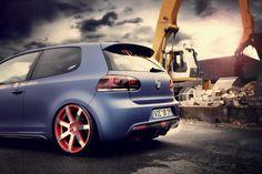 Volkswagen Golf VI от BBM Motorsport