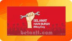 Makna dan Tema Serta Logo Hari Buruh Sedunia (May Day) 2021   Betantt.com May Days, Accounting, Dan, Logo, Movie Posters, Logos, Film Poster, Billboard, Film Posters