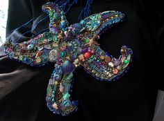 The Blue Starfish