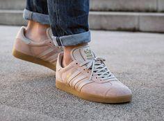 Adidas Gazelle Suede Sand Clay Brown Gum