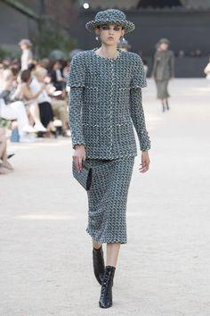 Chanel, Fall-Winter 2017, Paris, Haute Couture