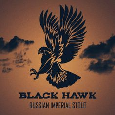 Black Hawk: Russian Imperial Stout (Browar Dred) Homebrewing
