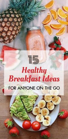 15 Healthy Breakfast