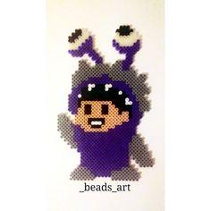 Boo - Monsters, Inc. perler beads by _beads_art