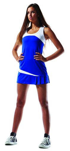DUC Fire Women's Tennis Dress at doittennis.com $45.99 #tennisdress