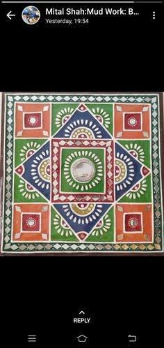 Diy Crafts For Home Decor, Creative Crafts, Arts And Crafts, Worli Painting, Tree Of Life Painting, Quilling Designs, Rangoli Designs, Mural Art, Murals