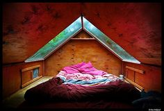 Relaxshacks.com: Tiny Houses/Tumbleweeds: To Skylight, or NOT to Skylight?
