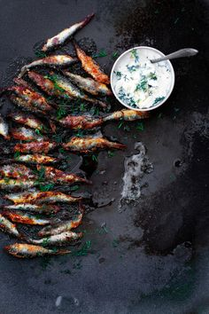 fried fish and sour cream sauce Finland Food, Finnish Recipes, Sour Cream Sauce, Healthiest Seafood, Fried Fish, Everyday Food, Fish And Seafood, My Favorite Food, Food Pictures