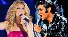 Country Music Lyrics - Quotes - Songs Elvis presley - Elvis Presley and Celine Dion's Impossible