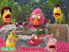 Sesame Street: Telly's Aquarium