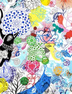 Hennie Haworth Drawi