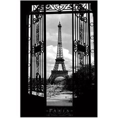 Seems like all the Liars have a little bit of a Paris theme in their bedrooms! We love this black and white poster of the Eiffel Tower in Hanna's bedroom   Pretty Little Liars
