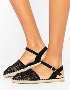 Buy Black Vero moda Basic espadrilles for woman at best price. Compare  Espadrilles prices from online stores like Asos - Wossel Global
