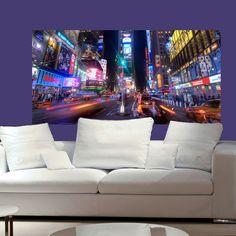 GoBig City Life wall panel