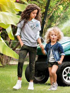ALALOSHA: VOGUE ENFANTS: Fit out your cool kids in #LIUJO #SS14 #childrenswear