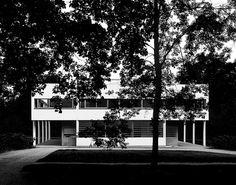 Le Corbusier, Cemal Emden · Villa Savoye ·