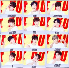 in case y'all wanted to know which member of The Boyz is which, here's a little guide Kim Sun, Chang Min, Bias Kpop, Lee Sung, We The Best, Golden Child, Flower Boys, Wattpad, Kpop Boy