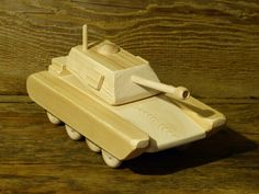 Wood Toy Army Tank M1A1 Wooden Toys Handmade Woodworking military armored vehicle kids boys childs birthday present gift by OutOnALimbADK on Etsy https://www.etsy.com/listing/176424771/wood-toy-army-tank-m1a1-wooden-toys