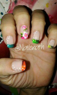 Pedicure, Nail Designs, Nail Art, Nails, Fashion, Flower Nails, Nail Hacks, Fairy, Polish Nails