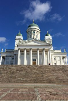 From the incredible Rock Church to the blindingly-white, towering Helsinki Cathedral and a sea fortress, here are the top sights in Helsinki, Finland.