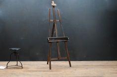 FACTORY 20 - Vintage Lacroix Artist Painters Easel